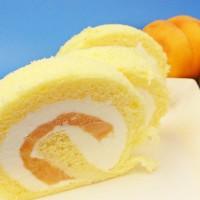 今年の「黃美娘ロールケーキ」できました(*^^*)