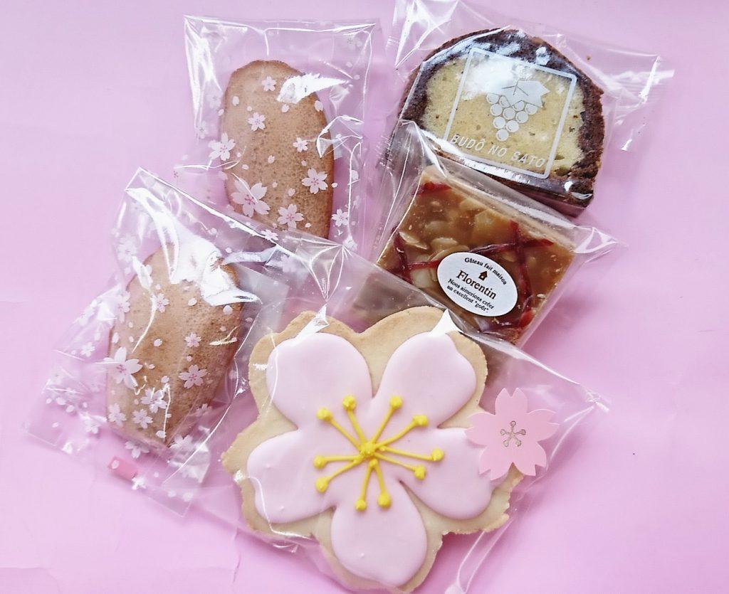 桜クッキーセット