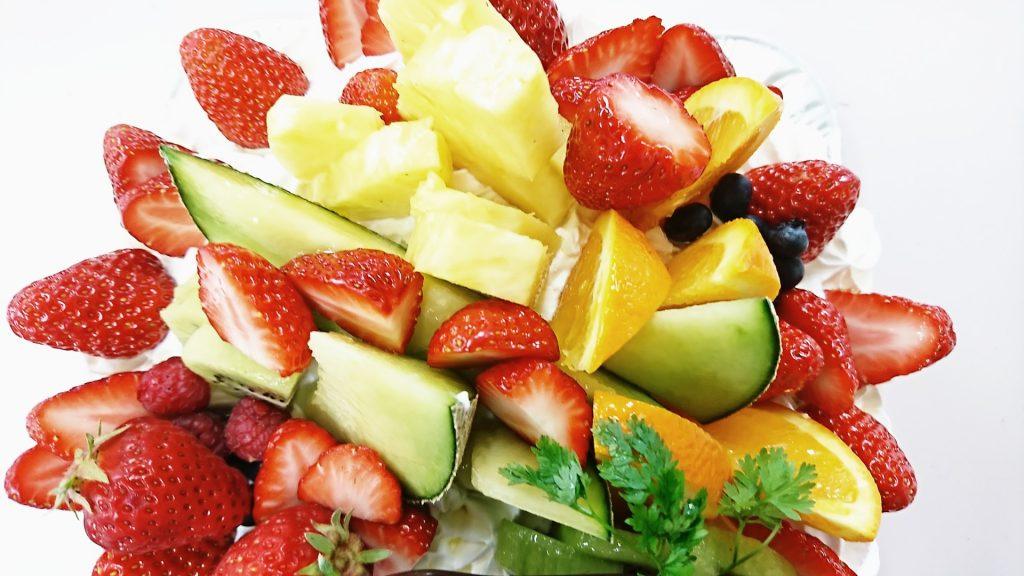 メガ盛りフルーツ