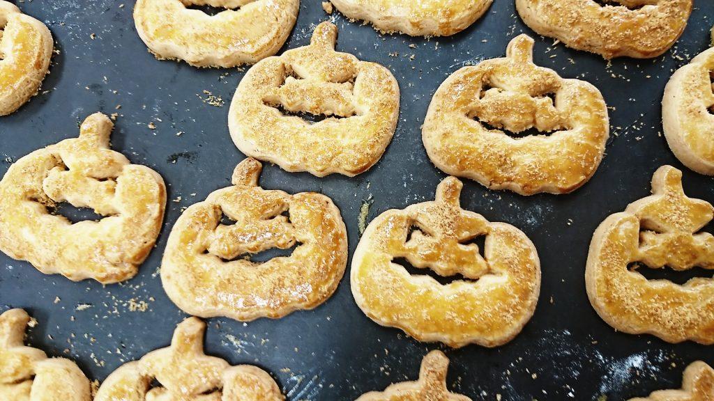 ランタンクッキー(ココナッツ)