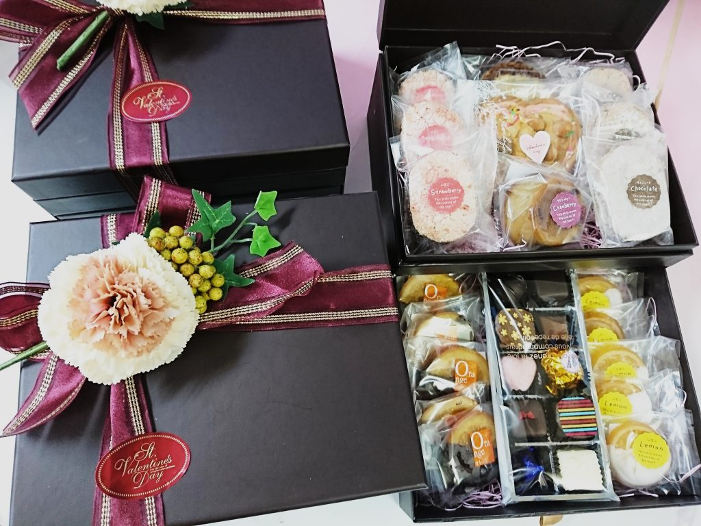 焼き菓子&チョコレートBOX