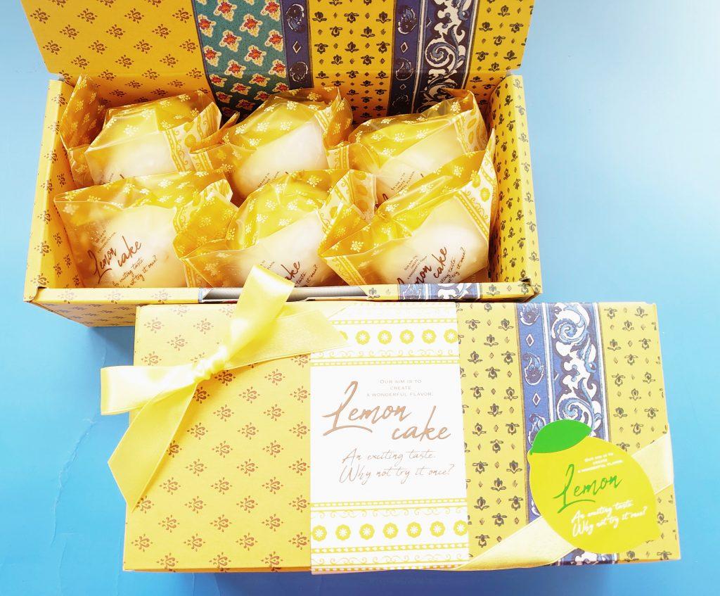 レモンケーキ(6個入)