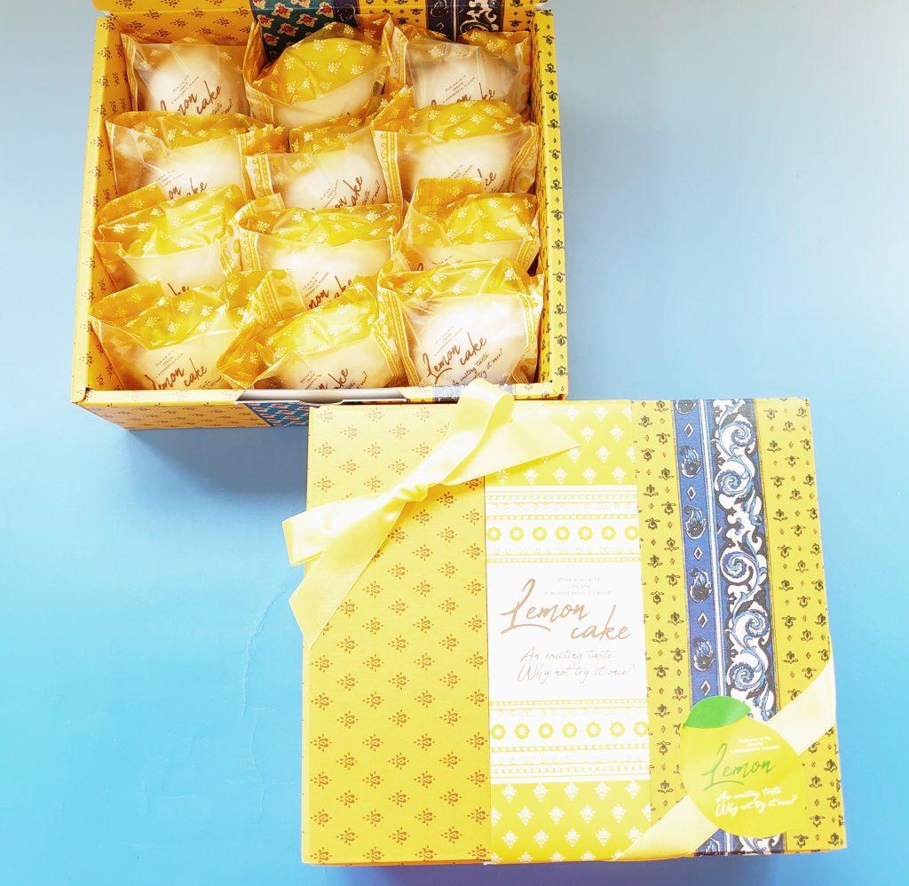 レモンケーキ(12個入)