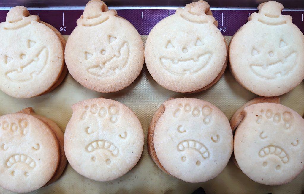 ハロウィンクッキー(ミルク)
