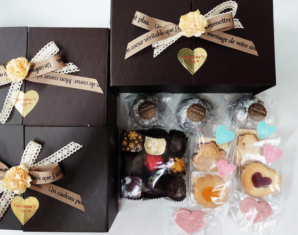 焼き菓子&トリュフチョコレート